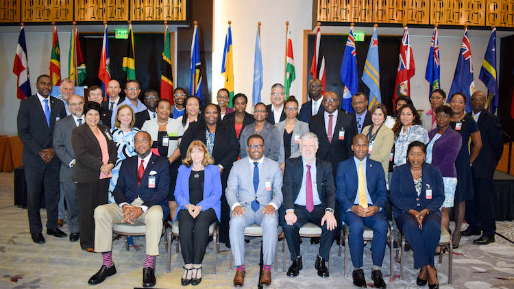Photo: Caribbean policy makers get practical options for establishing and enhancing their national institutional framework for implementation of the SDGs.