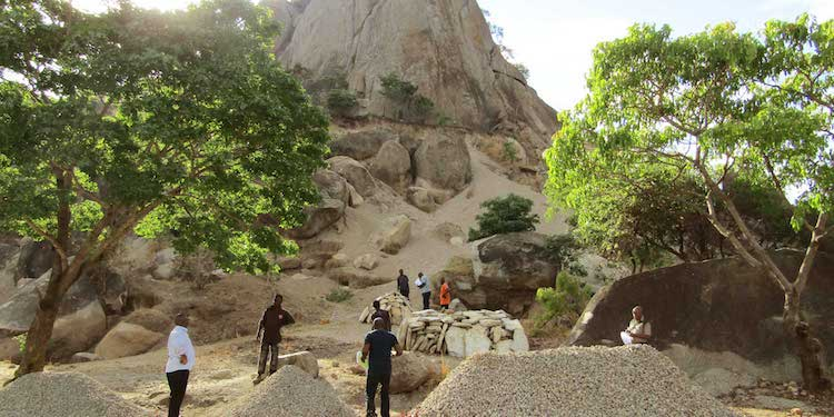 Photo: Development minerals in Zambia. Credit: developmentminerals.org